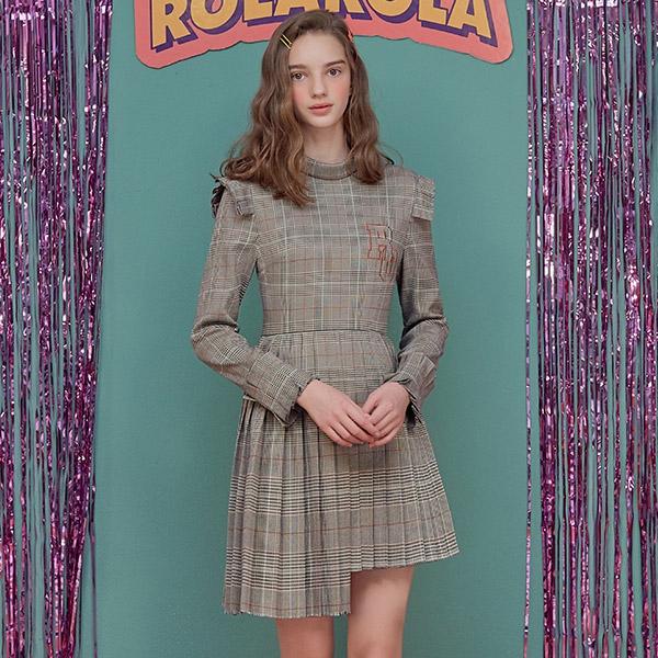 1区100%正宗韩国官网代购(韩国直发包国际运费)RolaRola-连衣裙(2019-08-19上架)