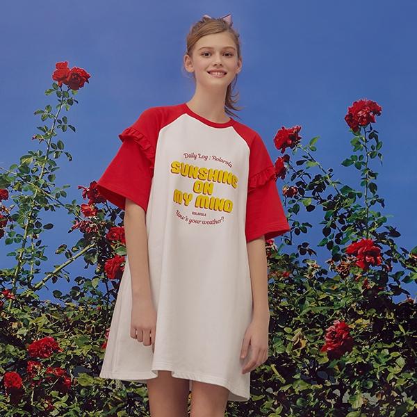 1區100%正宗韓國官網代購(韓國直發包國際運費)RolaRola-連衣裙(2019-08-19上架)