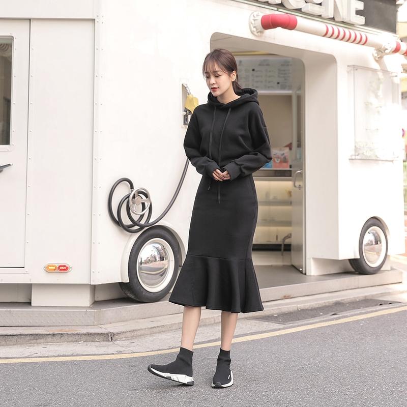 1区韩国本土服装代购(韩国圆通直发)Rozley-休闲套装(2019-01-16上架)