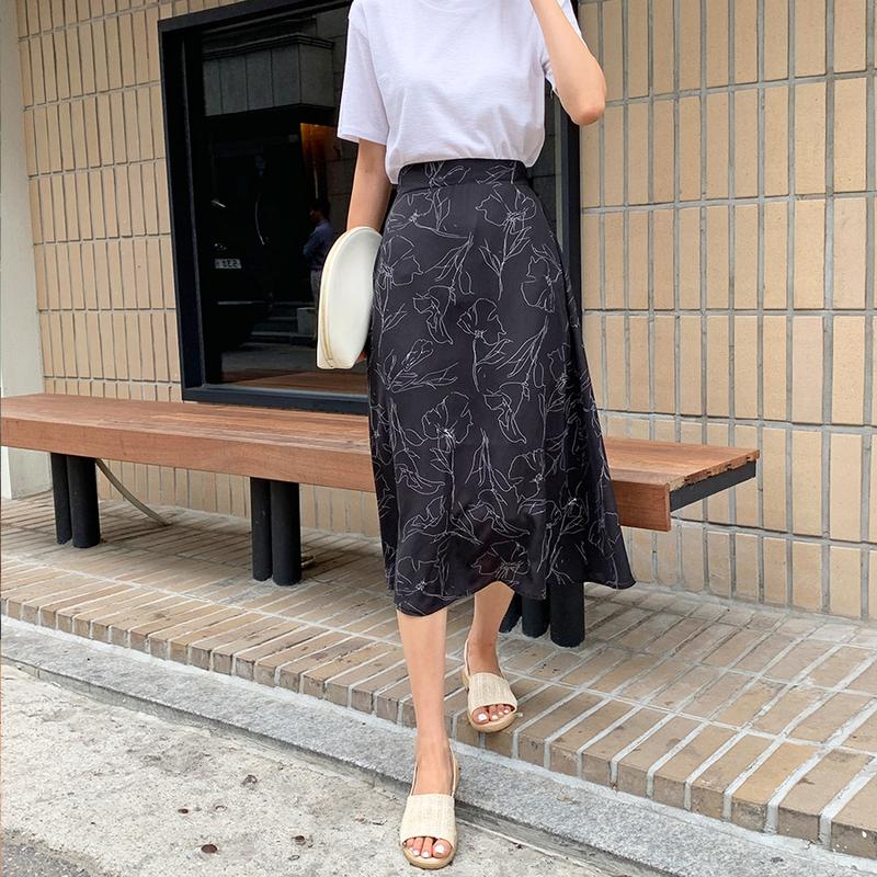 1區100%正宗韓國官網代購(韓國直發包國際運費)Rozley-長裙(2019-07-23上架)