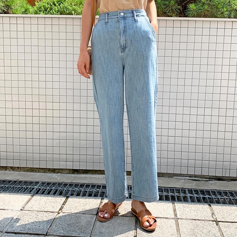 1区100%正宗韩国官网代购(韩国直发包国际运费)Rozley-牛仔裤(2019-07-23上架)