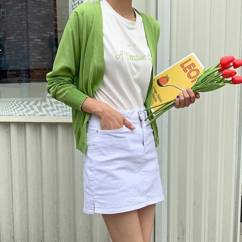 1区100%正宗韩国官网代购(韩国直发包国际运费)Rozley-开襟衫(2019-07-22上架)