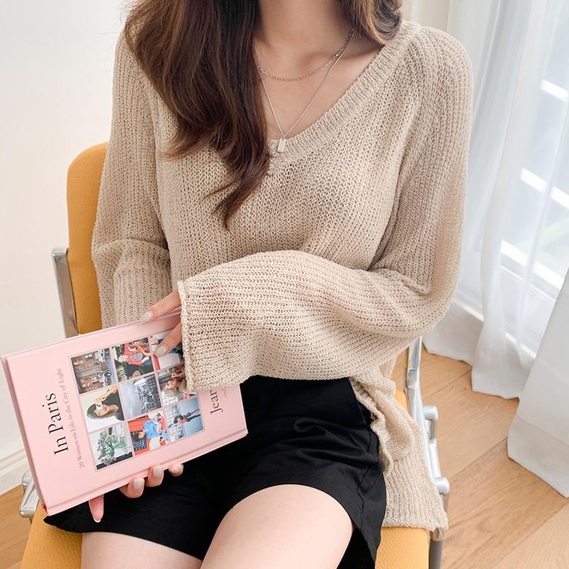 1区100%正宗韩国官网代购(韩国直发包国际运费)Rozley-针织衫(2020-07-04上架)
