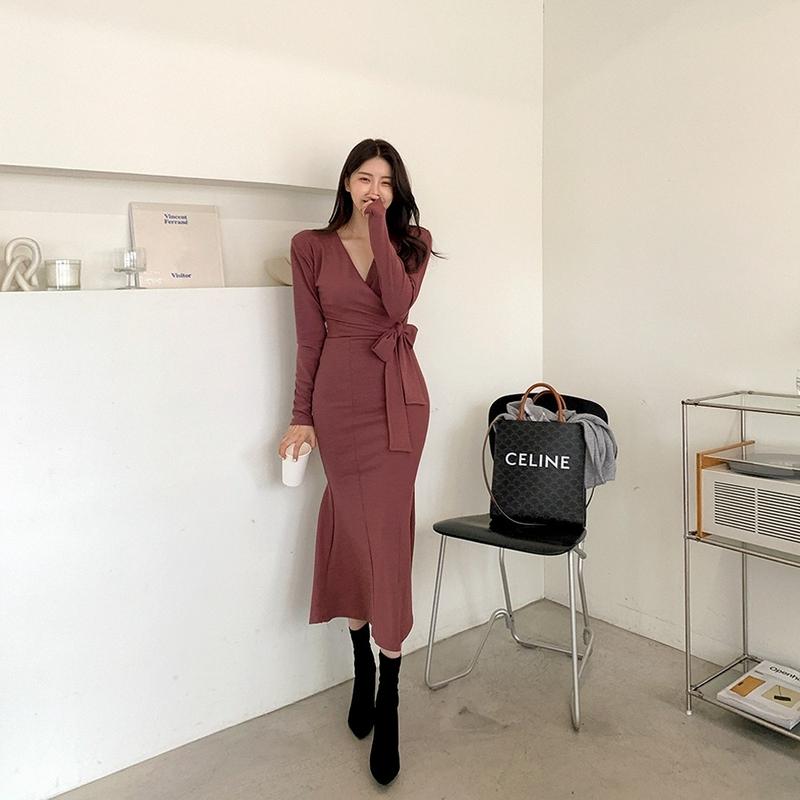 1区100%正宗韩国官网代购(韩国直发包国际运费)Rozley-连衣裙(2020-11-26上架)