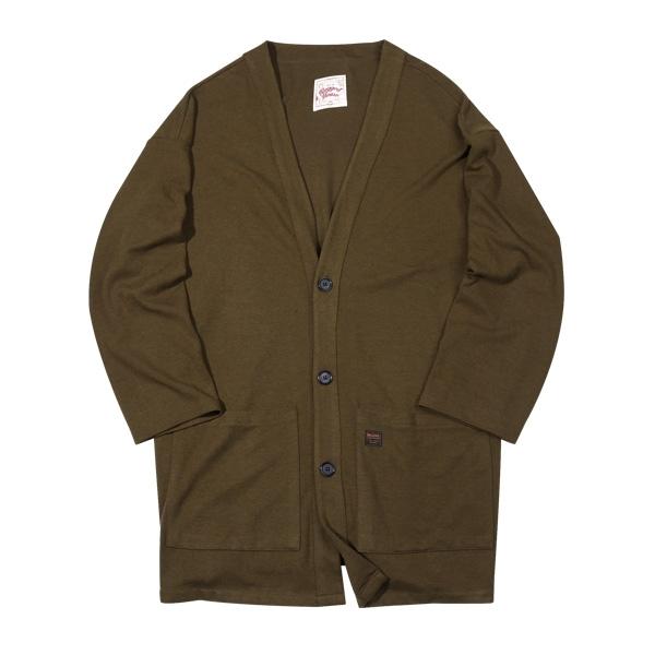 1区韩国本土服装代购(韩国圆通直发)RuggedHouse-开襟衫(2018-11-28上架)