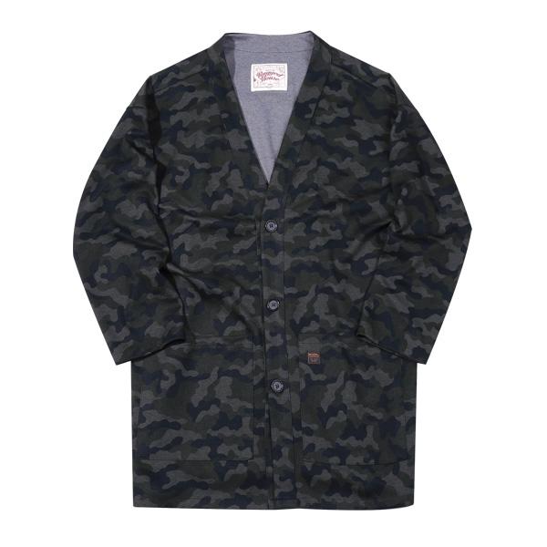 1区韩国本土服装代购(韩国圆通直发)RuggedHouse-开襟衫(2018-12-01上架)