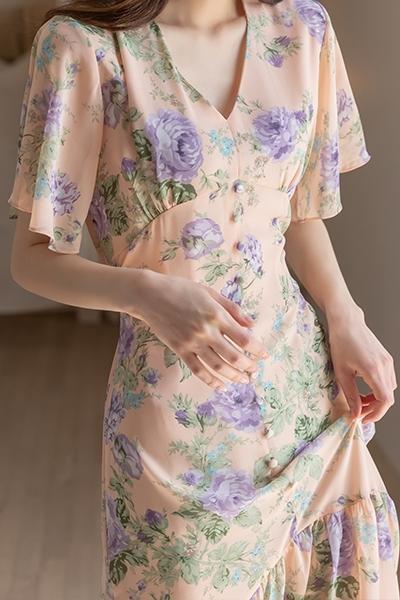 1区100%正宗韩国官网代购(韩国直发包国际运费)sezwick-连衣裙(2020-06-03上架)