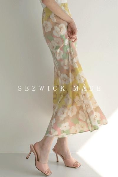 1区100%正宗韩国官网代购(韩国直发包国际运费)sezwick-长裙(2020-06-03上架)