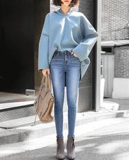 1区2017秋季新款|韩国发货|shescoming品牌韩国突显腿部线条修身牛仔裤(2017.11月)