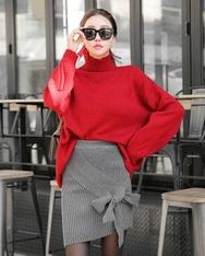 1区2017秋季新款|韩国发货|shescoming品牌韩国干练时尚纯色短裙(2017.11月)