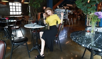 1区韩国本土服装代购(韩国圆通直发)soida-长裙(2018-07-19上架)