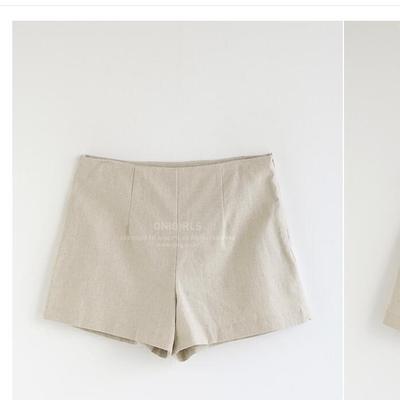 1区韩国本土服装代购(韩国圆通直发)soida-短裤(2018-11-21上架)