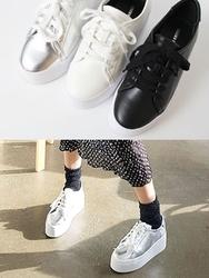 2018新款韩国服装soida品牌韩版时尚舒适运动鞋(2018.1月)