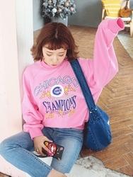 2018新款韩国服装soida品牌韩版舒适可爱卫衣(2018.1月)