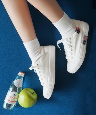 1区韩国本土服装代购(韩国圆通直发)sonyunara-韩版舒适风格运动鞋(2018-07-03上架)