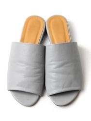 1区2017夏装新款|正宗韩国代购韩国发货|ssongbyssong品牌韩国简约纯色舒适拖鞋(2017.5月)