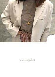 2018新款韩国服装ssongbyssong品牌时尚流行腰带+夹克(2018.1月)