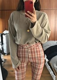 2018新款韩国服装ssongbyssong品牌时尚流行魅力T恤(2018.1月)
