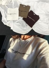 2018新款韩国服装ssongbyssong品牌时尚魅力五分袖T恤(2018.1月)