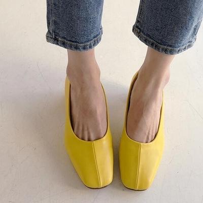 1区韩国本土服装代购(韩国圆通直发)ssongbyssong-高跟鞋(2019-01-19上架)