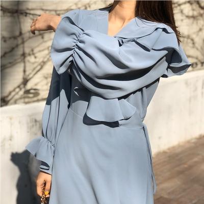1区韩国本土服装代购(韩国圆通直发)ssongbyssong-连衣裙(2019-02-19上架)