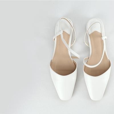 1区韩国本土服装代购(韩国圆通直发)ssongbyssong-凉鞋(2019-03-14上架)