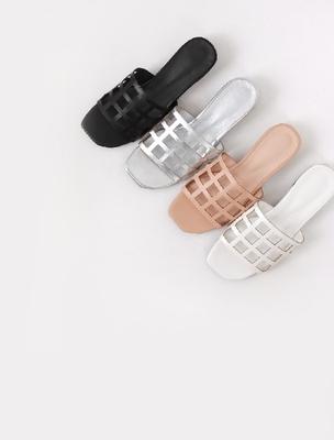1区韩国本土服装代购(韩国圆通直发)ssumj-拖鞋(2018-10-15上架)