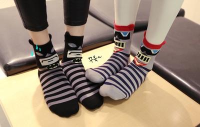 써니-히어로 socks