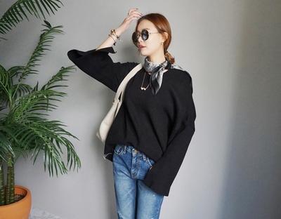 ssunny-保暖春季魅力韩版针织衫