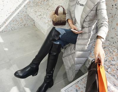 1区韩国本土服装代购(韩国圆通直发)ssunny-高档女性个性靴子(2018-04-19上架)