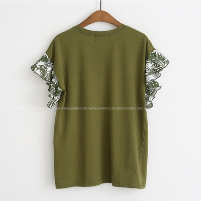 1区100%正宗韩国官网代购(韩国直发包国际运费)ssunny-T恤(2019-07-31上架)