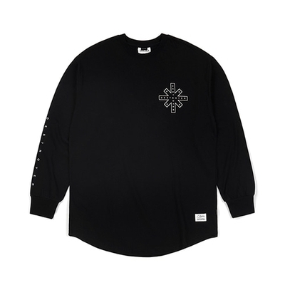 1区韩国本土服装代购(韩国圆通直发)Stigma-时尚流行魅力T恤(2018-04-14上架)