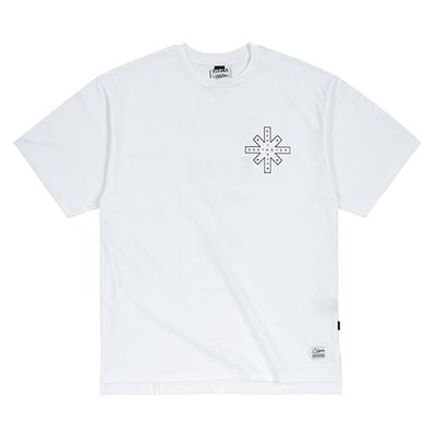 1区韩国本土服装代购(韩国圆通直发)Stigma-时尚魅力短袖T恤(2018-04-14上架)