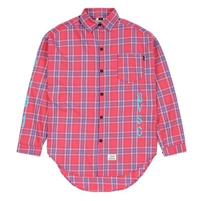 Stigma-时尚休闲舒适格纹衬衫