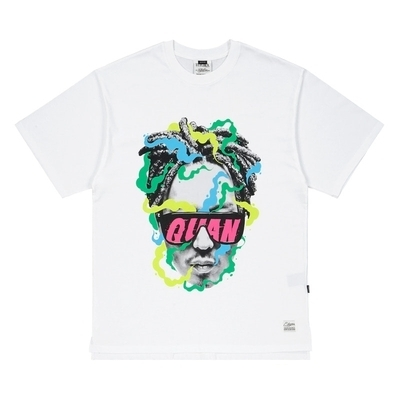 1区韩国本土服装代购(韩国圆通直发)时尚流行独特T恤(2018-07-13上架)