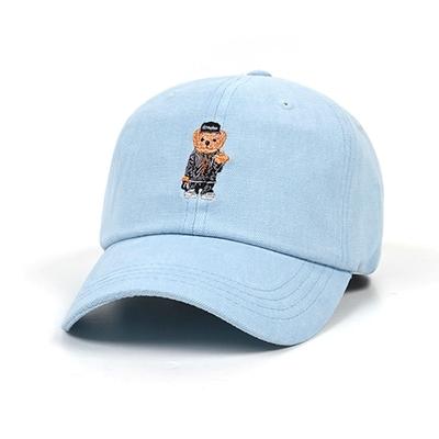 Stigma-休闲卡通百搭帽子