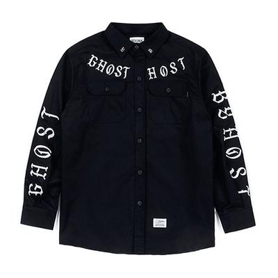 Stigma-冬季时尚男士舒适衬衫