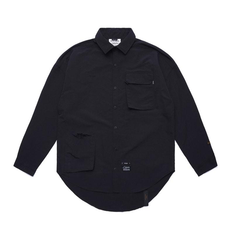 1区韩国本土服装代购(韩国圆通直发)Stigma-衬衫(2019-04-17上架)