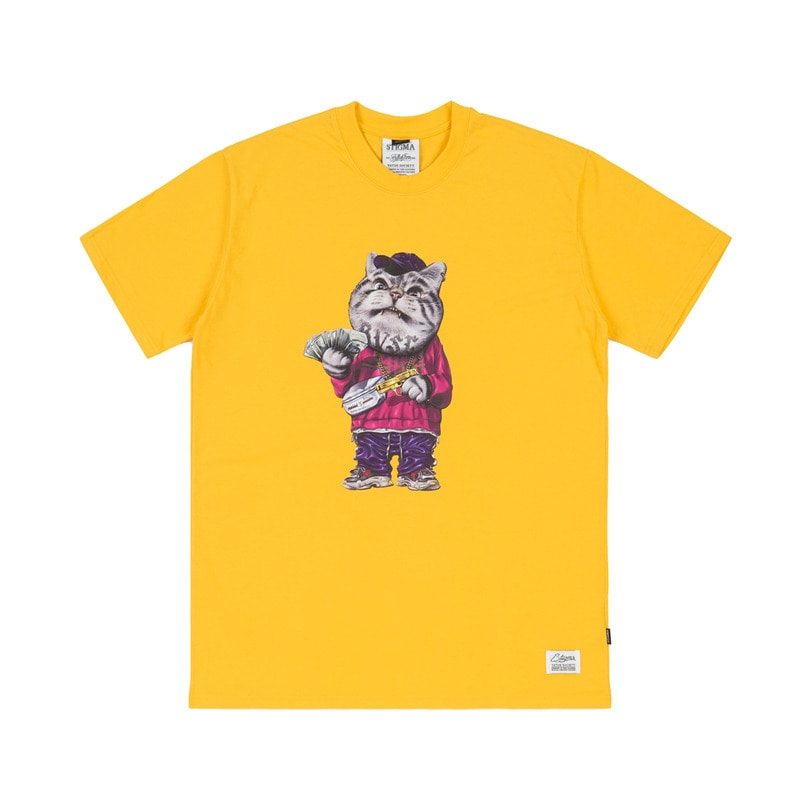 1区100%正宗韩国官网代购(韩国直发包国际运费)Stigma-T恤(2019-10-18上架)