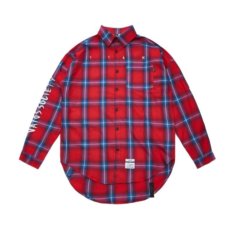 1区100%正宗韩国官网代购(韩国直发包国际运费)Stigma-衬衫(2019-10-18上架)