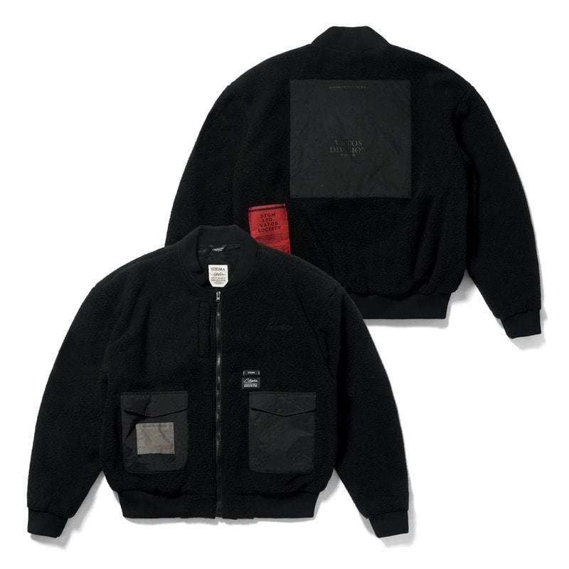 Stigma-夹克[休闲风格]HZ2198526