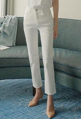 1区韩国本土服装代购(韩国圆通直发)styleberry-时尚百搭纯色长裤(2018-04-24上架)