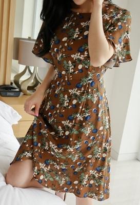 1区韩国本土服装代购(韩国圆通直发)styleberry-连衣裙(2018-07-14上架)
