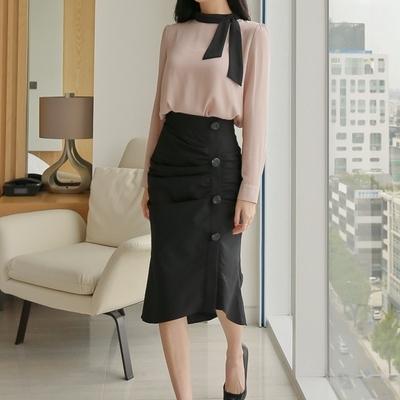 1区韩国本土服装代购(韩国圆通直发)styleberry-中裙(2018-09-19上架)