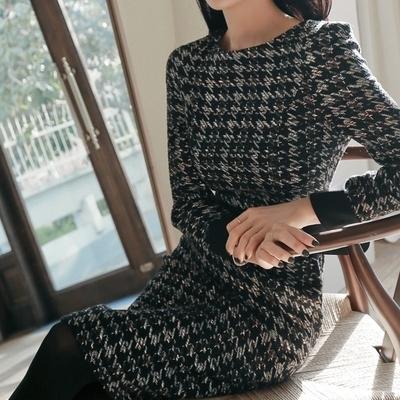 1区韩国本土服装代购(韩国圆通直发)styleberry-连衣裙(2018-11-07上架)