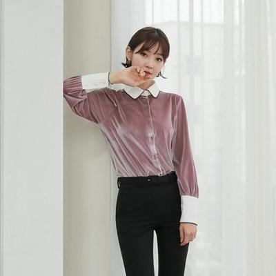 1区韩国本土服装代购(韩国圆通直发)styleberry-衬衫(2018-12-13上架)