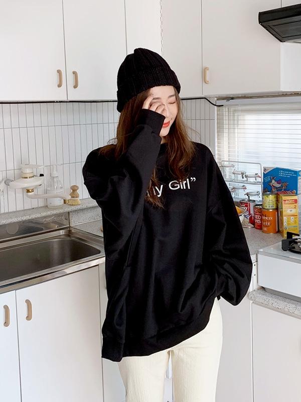 1区韩国本土服装代购(韩国圆通直发)Stylebyyam-卫衣(2019-03-20上架)