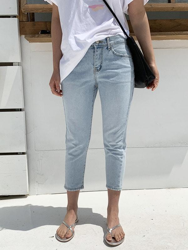 1区韩国本土服装代购(韩国圆通直发)Stylebyyam-牛仔裤(2019-05-19上架)