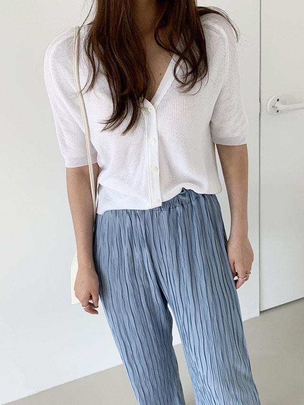 1区韩国本土服装代购(韩国圆通直发)Stylebyyam-开襟衫(2019-05-26上架)