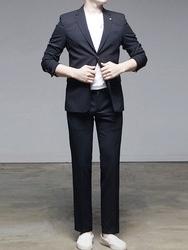 1区2017夏装新款|正宗韩国代购韩国发货|stylehomme品牌韩国时尚高档西装套装(2017.6月)